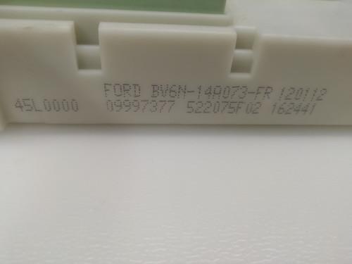 BV6N-14A073-FR | 522075F02 | Ford Body Control Module (BCM) from ECU Decode Ltd