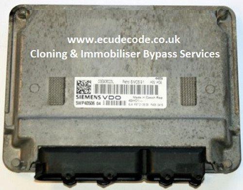03E906023L | 5WP40506 | SIMOS9.1 | VW Polo Petrol ECU Cloning & Immobiliser Bypass Services