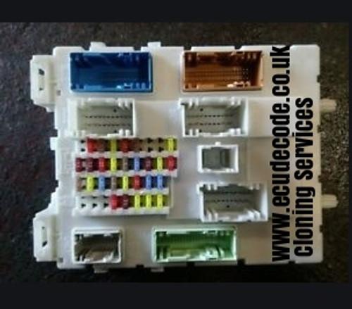 DB39-14A073-DD | F23411F12 | Ford Ranger Body Control Module (BCM) Cloning Services