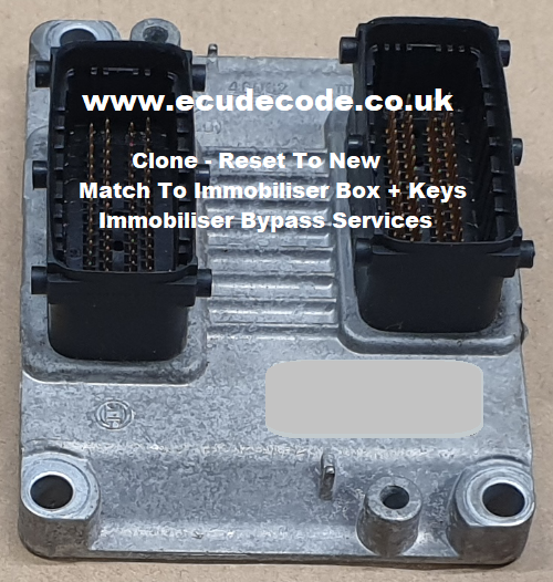 55180795 | 0261207609 | 1037363702 | ME7.3.1 | ME731HA024 Clone - Immobiliser Matching - Immobiliser Bypass Services