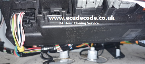 Jaguar Body Control Module Cloning plug & Play Services By ECU Decode.