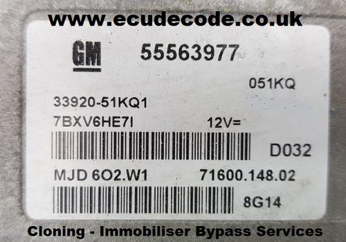 Suzuki - Vauxhall Immobiliser Bypass Services