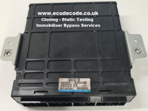33920-82D21 | 33920-82D2 | E6T14072H1 | Suzuki Vitara 1.6 Petrol Immobiliser Bypass - Cloning service
