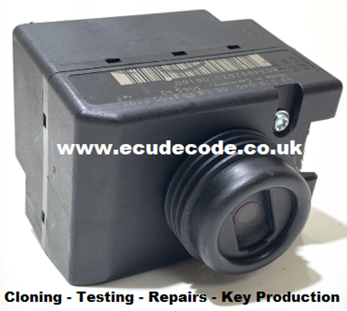 2155450608 3300.1107 Mercedes W220 S Class Ignition Switch Cloning - Test & Repair - Key Production Services