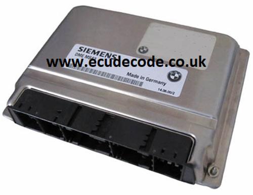 7511570 / 7 511 570 / 5WK90012 / DME MS43 BMW - ECU Plug & Play