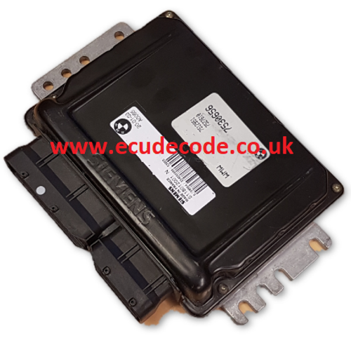 S118012001N  / 12147527610-01 / S83293 Mini - ECU  Plug & Play From ECU Decode Limited.