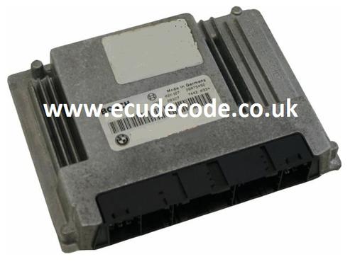 0261209036 / 0261 209 036 / 7550688-01  / BMW Petrol Engine ECU  Plug & Play From ECU Decode Limited.