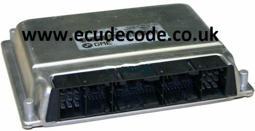 0261204420 / 0261 204 420 /1430940 / BMS46  BMW Petrol Engine ECU  Plug & Play From ECU Decode Limited.
