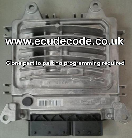 For Sale With Service  A6519007000  A6519016500  CRD2.61  28250205 Mercedes Diesel ECU  Plug & Play