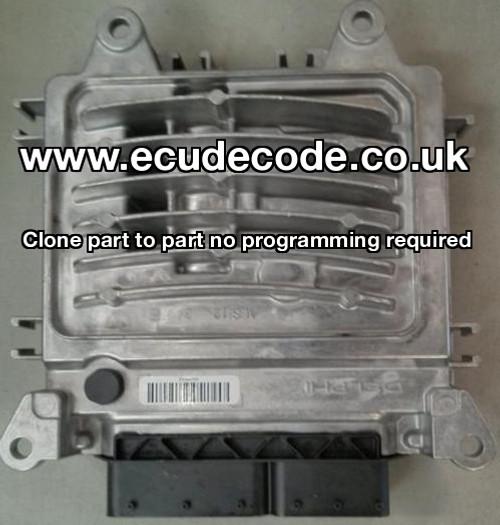 A6519007000 / A6519016500 / CRD2.61 / 28250205 Mercedes Diesel ECU Plug & Play