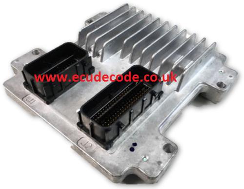 12643754 / 12636386 / AAZH / E83 Vauxhall Meriva Petrol ECU Plug & Play