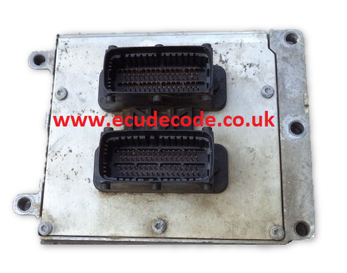For Sale With Service  12571663AL  12572011  YCLR  Vauxhall Vectra Petrol ECU  Plug & Play