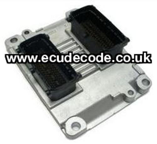 0 261 207 962 / 0261207962 / 55350552 / 55 350 552 / ME 7.6 H4 Vauxhall Petrol ECU Plug & Play