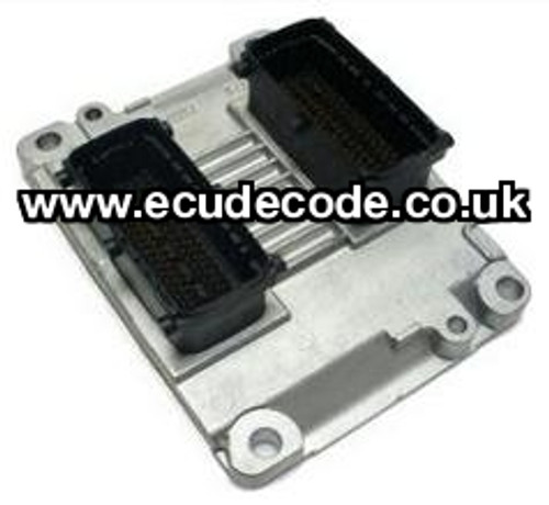 0 261 208 393 / 0261208393 / 55354327 / 55 354 327 / ME 7.6.2 Vauxhall Petrol ECU Plug & Play