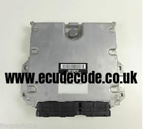 For Sale With Service  275800-0992  897240-8662 5166996  Saab 95 Diesel ECU  Plug & Play
