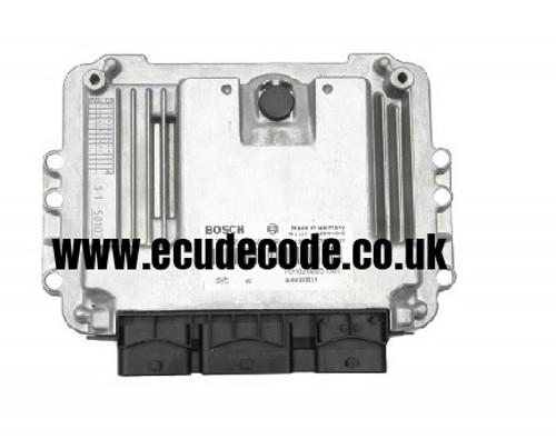 0 281 013 408 / 0281013408 / 55 205 408 / 55205408 Vauxhall Diesel ECU  Plug & Play