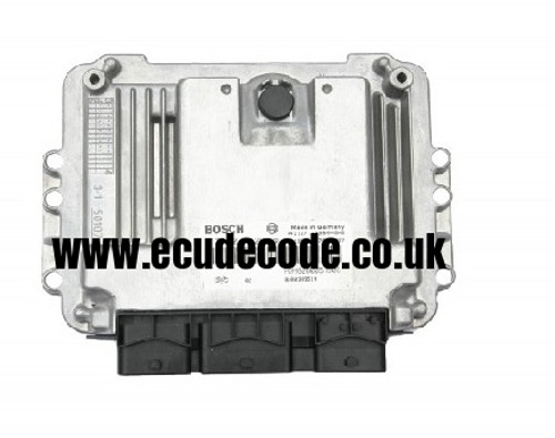 0 281 011 943 / 0281011943 / 55 556 829 / 55556829 Vauxhall Diesel ECU Plug & Play