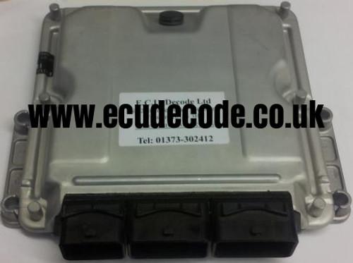 0 281 010 632 / 0281010632 / HOM8200051608 Renault Diesel ECU Plug & Play