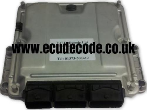 0 281 011 334 / 0281011334 / 96 525 903 80 / 9652590380 Citroen Peugeot Diesel ECU Plug & Play