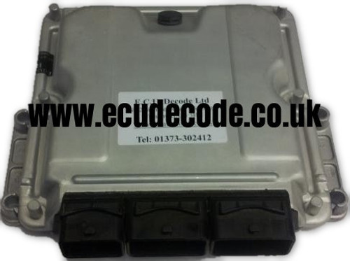 For Sale With Service  0 281 011 334  0281011334  96 525 903 80  9652590380 Citroen Peugeot Diesel ECU  Plug & Play