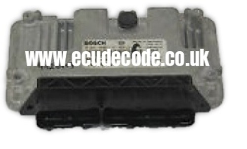 0261S04464 /  89661-0H070 07 Toyota - PSA Plug & Play