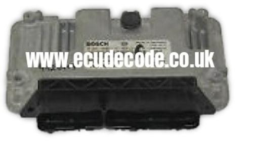 0261S06147 / 89661-0H170 17 Toyota -  PSA Plug & Play