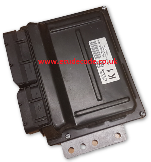 For Sale With Service  MEC37-080 E25315 K1 Nissan ECU  Plug & Play