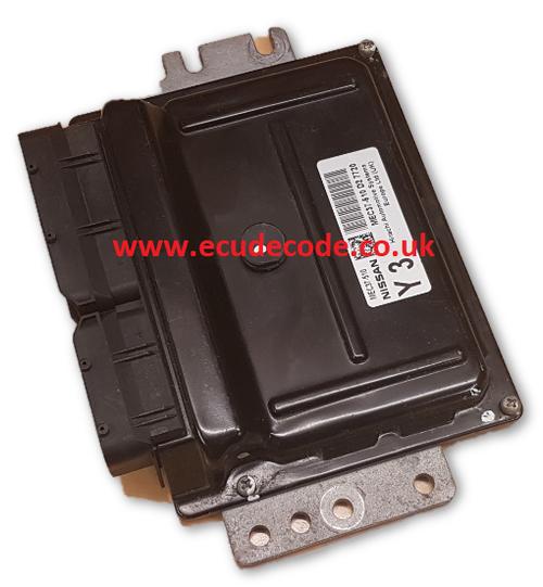 MEC37-510 / D2 7720 Y3 Nissan Plug & Play