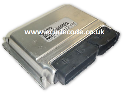 For Sale With Service  030 906 032 CE, 030906032CE, 0 261 207 184, 0261207184, Bosch Petrol ECU  Plug & Play