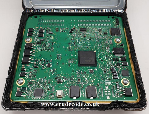 PCB from the ECU being bought here.