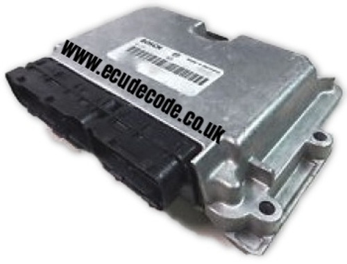 0 281 010 345  0281010345  96 486 086 80  9648608680 Peugeot Citroen Diesel Engine ECU Plug & Play