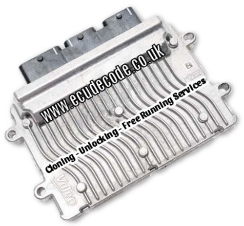 For Sale With Service   21585984-5A, SW9663717680, HW9655883280, J34P-AAE, Citroen Peugeot Petrol Engine ECU  Plug & Play