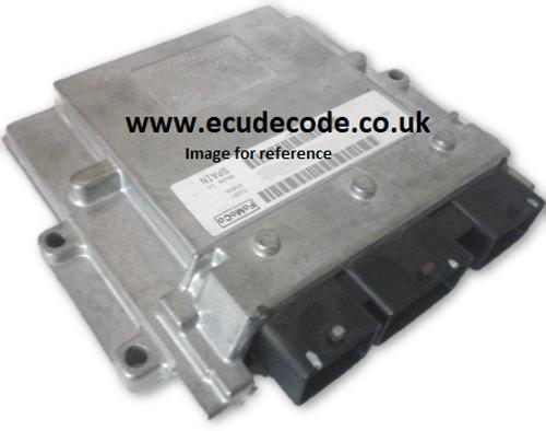 For Sale With Service  7M51-12A650-VC  2CGC  ESU-411  ECU  Plug & Play