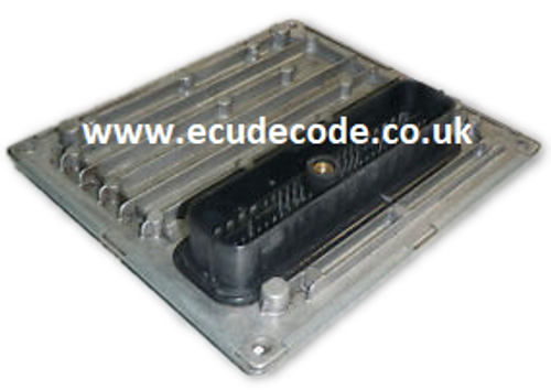 """For Sale With Service  4M51-12A650-HB  S118934101 B  SIM28  """"Tear Tag 9AYB""""  ECU  Plug & Play"""