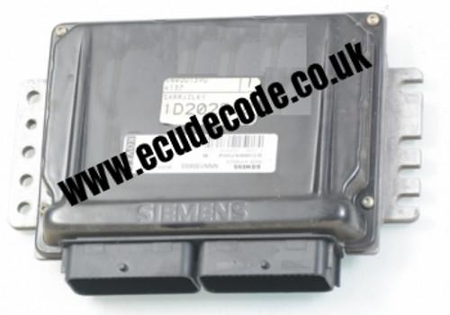 For Sale With Service S108847003 A, NNN000170 HG, Rover 75,  MG ZT, 2.5L V6 (KV6) Petrol Engine ECU  Plug & Play