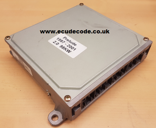 For Sale With Service 37820-P5N-G51  061-100907  Honda Prelude Engine ECU Plug & Play