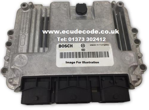 For Sale With Service  0 281 013 018 0281013018  8200635663  8200635666  Renault Diesel ECU  Plug & Play
