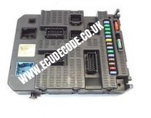 9659285480, 96 592 854 80, BSI 2004, P07-00, Citroen / Peugeot 207 BSI