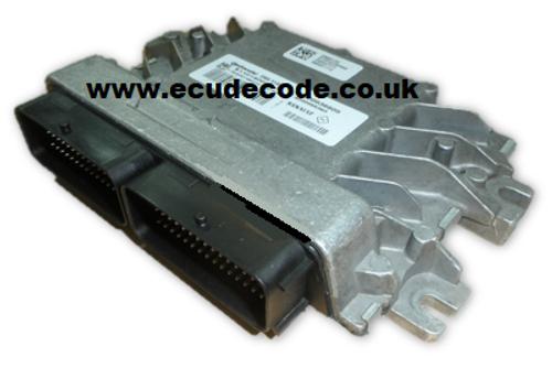 For Sale With Service  S110140000 A  8200298164  8200298162 EMS 3132 EMS3132 ECU  Plug & Play