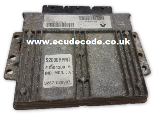 For Sale With Service  21584309-5  8200323228 8200279458  S2000RPMT ECU With Service  Plug & Play