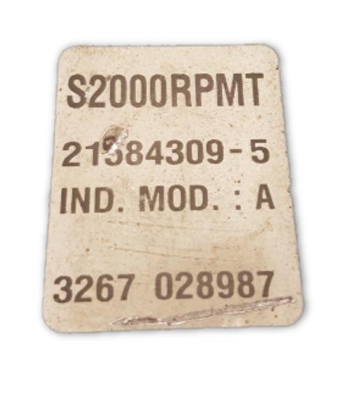 21584309-5  8200323228 8200279458  S2000RPMT ECU With Service  Plug & Play