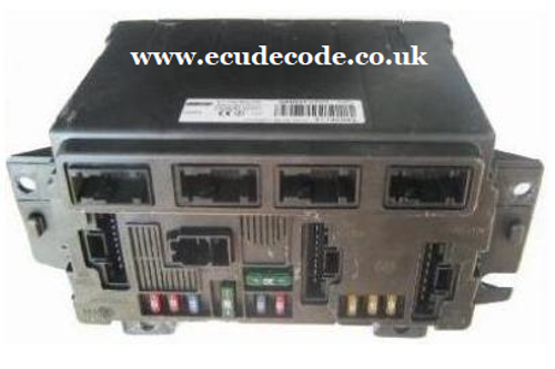 "For Sale with Service S118578030L NPL169 51870142 Fiat Panda BSI "" Plug & Play """