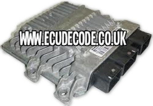 Service SW 9665100380 HW 9661642180 SID803A 5WS40615C-T Scudo ECU Services Cloning - Decoding PIN - Immobiliser Bypass Plug & Play