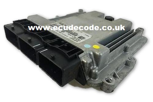 Service 0281016233  0 281 016 233  AH52-12A650-AA ECU Cloning - Recovery Plug & Play