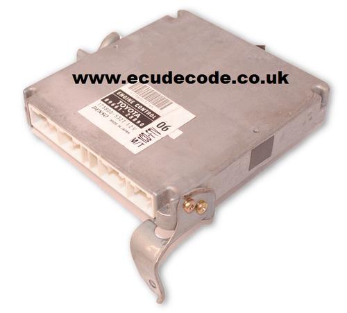 Service 89661-28890 / 175800-5321 / 1CD-FTV  2003 Toyota Previa D4D Clone Plug & Play Service