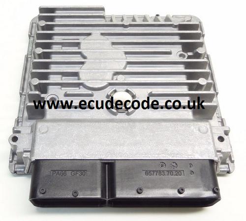 PCR2.1 ECU Services by ECU Decode  www.ecudecode.co.uk