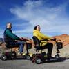 Buzzaround EX 4-Wheel Scooter Life Style