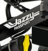 Jazzy Passport (Black) Logo