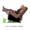 Twilight  Lift Chair in TV Position