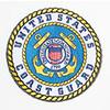 Coast Guard Service Patch
